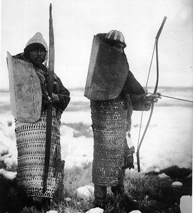 чукотские воины